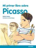 mi primer libro sobre picasso (ebook)-rafael jackson-9788467860689