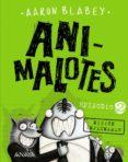 ANIMALOTES 2: MISION IMPLUMABLE - 9788469833889 - AARON BLABEY