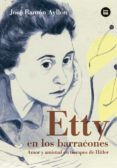 etty en los barracones-jose ramon ayllon-9788483435489