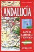 ANDALUCIA (1 : 500000): INDICE DE LOCALIDADES, MAPA DE CARRETERAS - 9788489672789 - VV.AA.