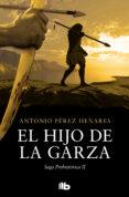 el hijo de la garza (saga prehistórica 2) (ebook)-antonio perez henares-9788490694589