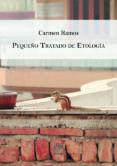 pequeño tratado de etologia-carmen ramos-9788494563089