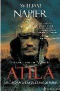 ATILA: LOS HUNOS A LAS PUERTAS DE ROMA - 9788497347389 - WILLIAM NAPIER
