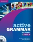 ACTIVE GRAMMAR WITH ANSWERS AND CD-ROM   LEVEL 2 - 9780521175999 - VV.AA.