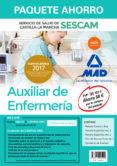 PAQUETE AHORRO AUXILIAR DE ENFERMERIA DEL SERVICIO DE SALUD DE CASTILLA-LA MANCHA (SESCAM)                                       (INCLUYE TEMARIO COMUN Y TEST; TEMARIOS ESPECIFICOS VOLUMENES 1 Y 2; - 9788414205099 - VV.AA.