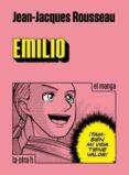 EMILIO: EL MANGA - 9788416540099 - JEAN-JACQUES ROUSSEAU
