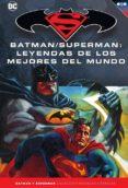 batman y superman - colección novelas gráficas núm. 52: leyendas de los mejores del mundo-walter simonson-9788417063399