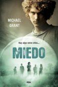 MIEDO - 9788427204799 - MICHAEL GRANT