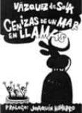CENIZAS DE UN MAR EN LLAMAS - 9788461339099 - ANDRES VAZQUEZ DE SOLA