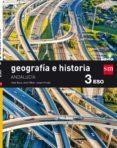 GEOGRAFÍA E HISTORIA 3º ESO SAVIA 16 (ANDALUCÍA) - 9788467586299 - VV.AA.