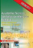 AYUDANTES TECNICOS SANITARIOS DE ATENCION PRIMARIA. TEMARIO ESPEC IFICO I - 9788467670899 - VV.AA.