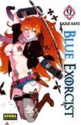 BLUE EXORCIST (VOL. 9) - 9788467911299 - KAZUE KATO
