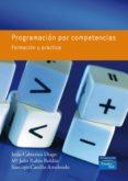 PROGRAMACION POR COMPETENCIAS. FORMACION Y PRACTICA - 9788483224199 - JESUS CABRERIZO DIAGO