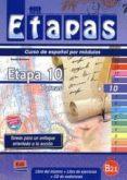 ETAPAS 10 TAREAS. NIVEL B2.1.: LIBRO DEL ALUMNO+ EJERCICIOS+ CD - 9788498483499 - VV.AA.