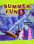 SUMMER FUN 4 ESO SB + CD (CATALAN) - 9789963478699 - VV.AA.