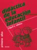 DIDACTICA DE LA EDUCACION INFANTIL MIGUEL ANGEL ZABALZA BERAZA