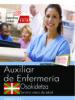 oposiciones osakidetza. servicio vasco de salud auxiliar de enfermeria-9788468190419
