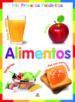 alimentos (mis primeras palabritas)-9788466230049