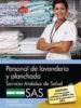 personal de lavanderia y planchado. servicio andaluz de salud (sas). temario y test especifico-9788468171159