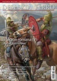 Libros descargando en kindle LEGION ROMANA (V)(REVISTA DESPERTA FERRO  17) 8477730810209 (Literatura española) de DESPERTAFERRO REVISTAS