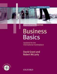 business basics ed international student s book-david grant-9780194577809