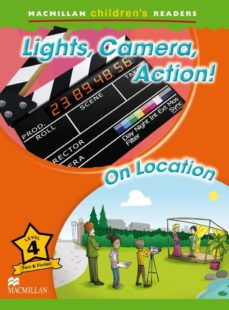 Ebook torrents pdf descargar MACMILLAN CHILDERN´S READERS: 4 LIGHTS, CAMERA, ACTION de  (Literatura española) PDB