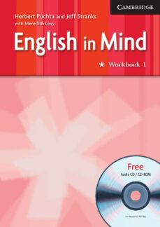 Descargar ENGLISH IN MIND 1. WORKBOOK gratis pdf - leer online
