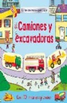 Ojpa.es Caminones Y Excavadoras (Libros Con Imanes Para Jugar) Image
