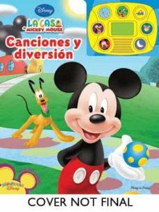 Geekmag.es Mickey Mouse Videos Con 7 Botones Y Pantalla Image