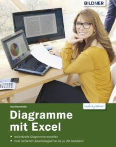 diagramme mit excel (ebook)-inge baumeister-9783832853709