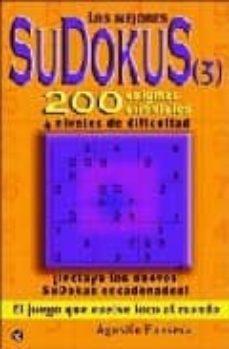los mejores sudokus 3-agustin fonseca-9788403096509