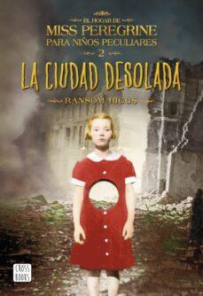 Trailab.it La Ciudad Desolada (El Hogar De Miss Peregrine Para Niños Peculia Res 2) Image