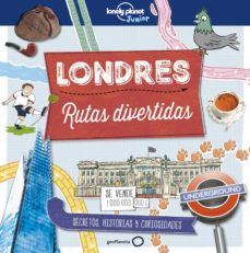 londres: rutas divertidas (lonely planet junior)-moira butterfield-helen greathead-9788408179009