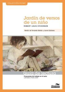 Garumclubgourmet.es Guía De Lectura. Jardín De Versos De Un Niño (Pícnic) Image