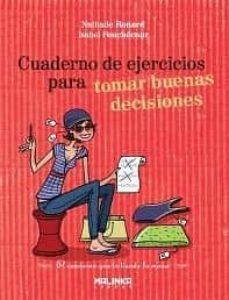 Canapacampana.it Cuaderno De Ejercicios Para Tomar Buenas Decisiones Image