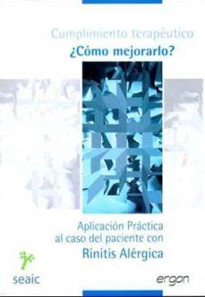 Descargar Ebook italiani gratis CUMPLIMIENTO TERAPEUTICO 9788415351009