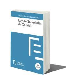 ley de sociedades de capital 2º edicion-9788417162009