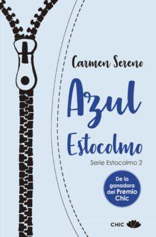 Leer libros descargados de itunes AZUL ESTOCOLMO (SERIE ESTOCOLMO 2)