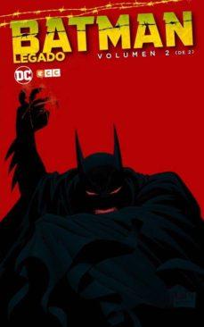 batman: legado vol. 02-alan grant-chuck dixon-9788417480509