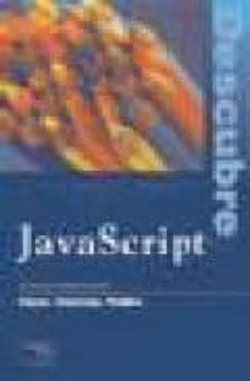 Descargar DESCUBRE JAVASCRIPT gratis pdf - leer online