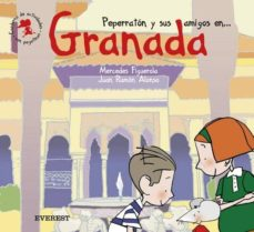 Permacultivo.es Peperraton Y Sus Amigos En Granada (Cuaderno De Actividades Con P Egatinas) Image