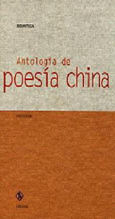 Chapultepecuno.mx Antologia De Poesia China Image