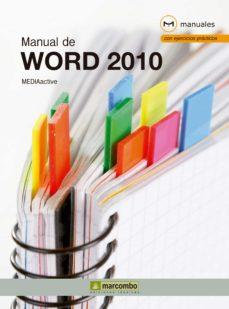 manual de word 2010 (ebook)-9788426718709