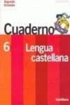 Srazceskychbohemu.cz Cuaderno De Lengua 2: Un Paso Mas (6º Educacion Primaria) Image