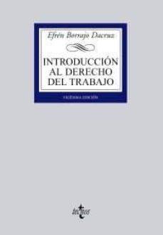 Mrnice.mx Introduccion Al Derecho Del Trabajo Image