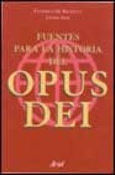 Inciertagloria.es Fuentes Para La Historia Del Opus Dei Image