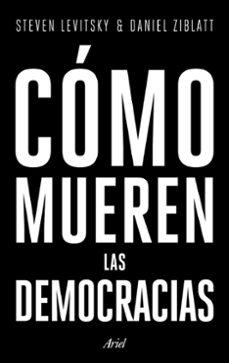 Debatecd.mx Como Mueren Las Democracias Image
