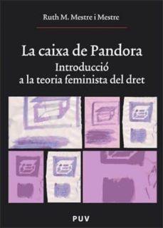 Permacultivo.es La Caixa De Pandora: Introduccio A La Teoria Feminista Del Dret Image