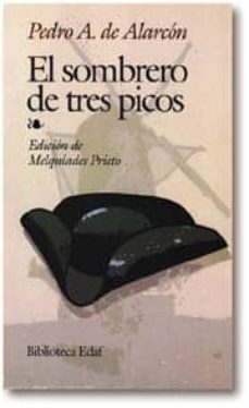 el sombrero de tres picos-pedro antonio de alarcon-9788441402409