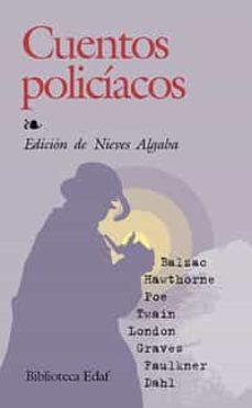 Descargar libros en google CUENTOS POLICIACOS (Literatura española) de  RTF iBook 9788441408609